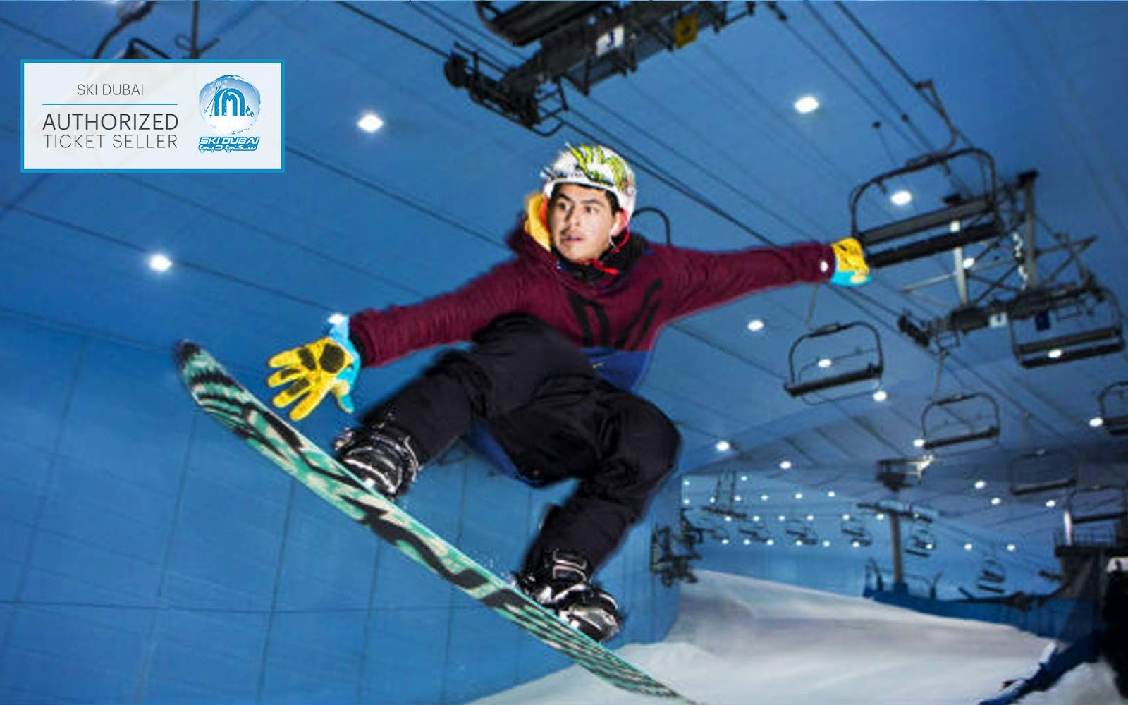 ski dubai: 2 hour skiing session-2
