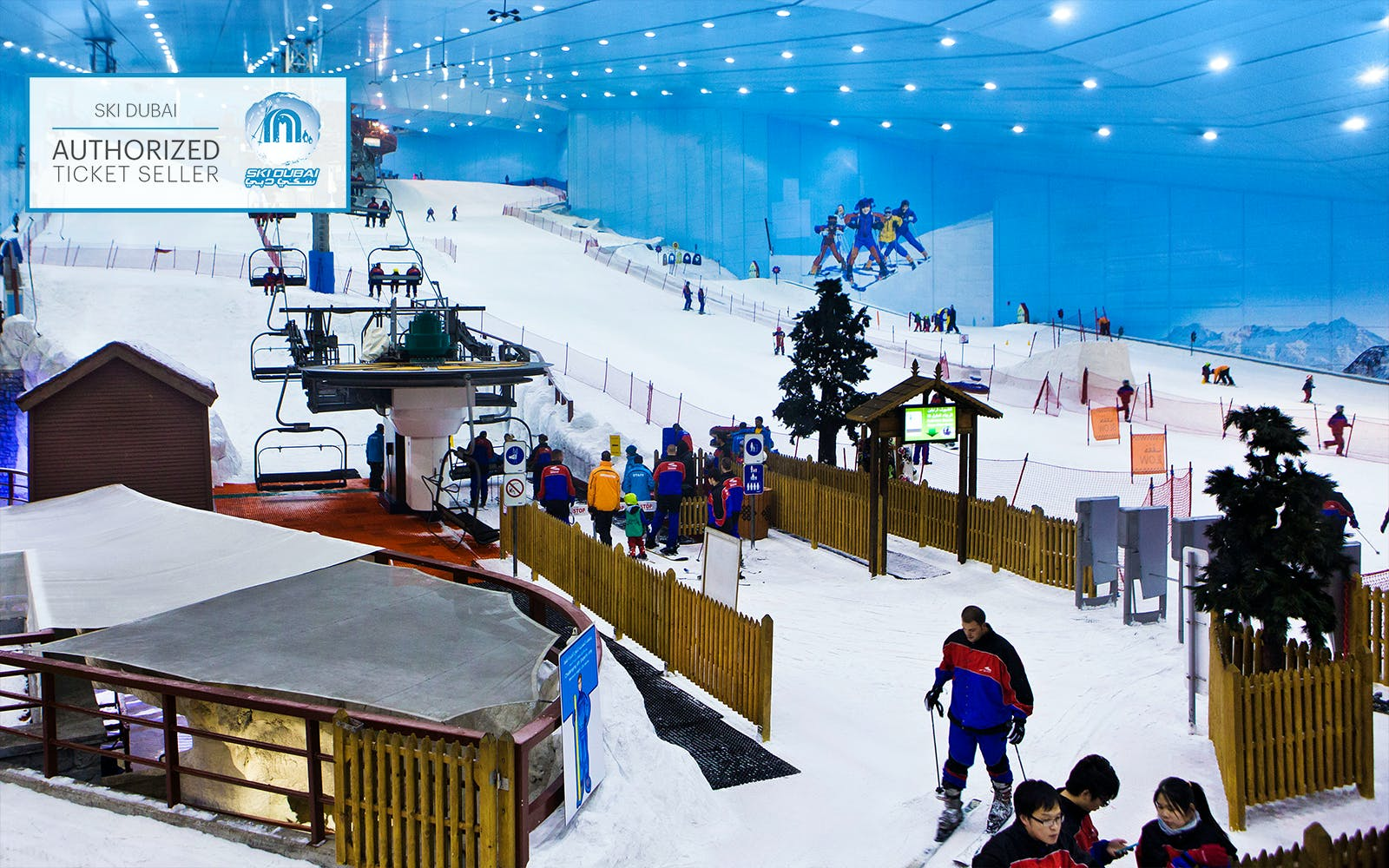 Ski Dubai: 2 Hour Skiing Session