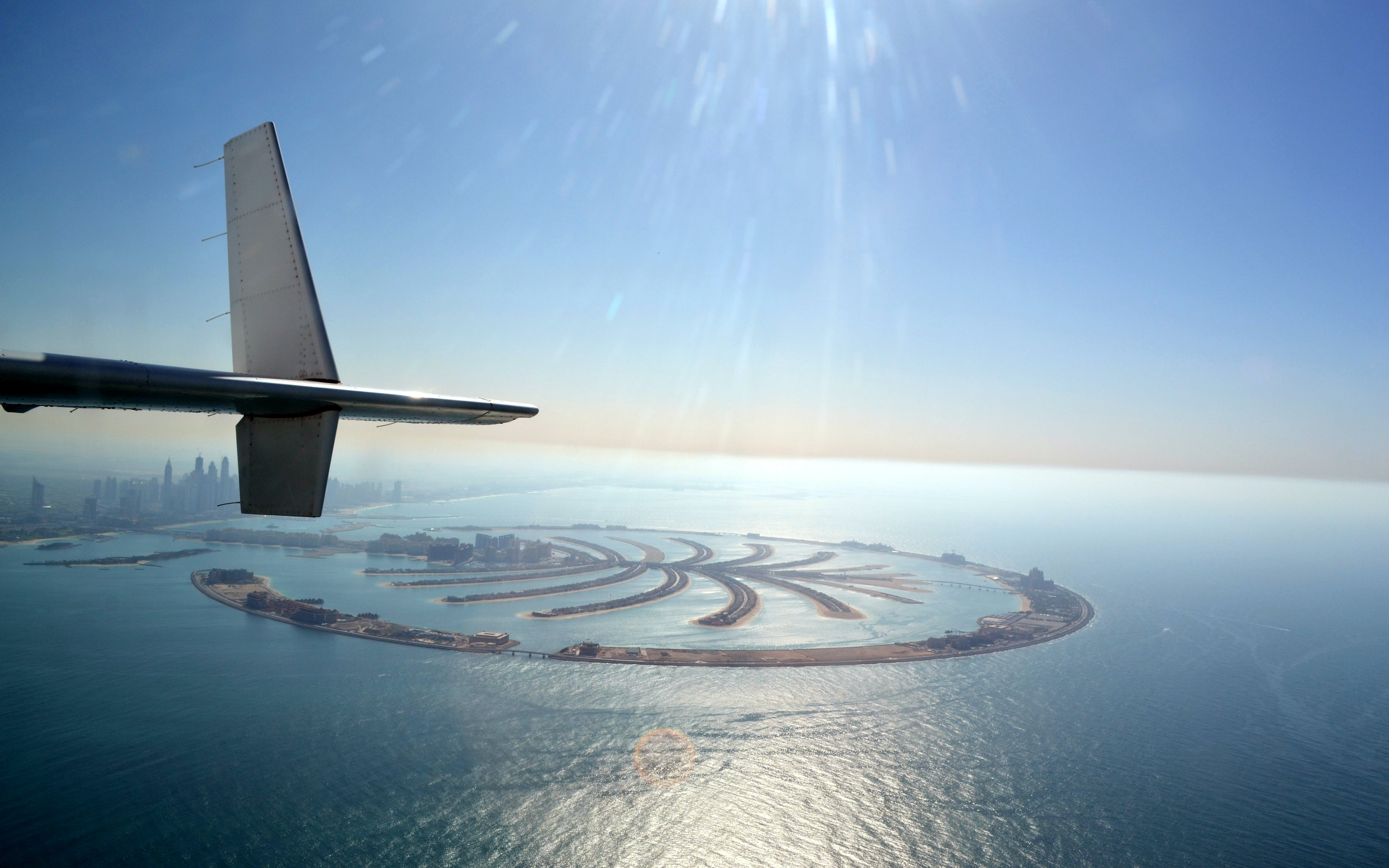 Seaplane Flight and Abu Dhabi Private Discovery Tour