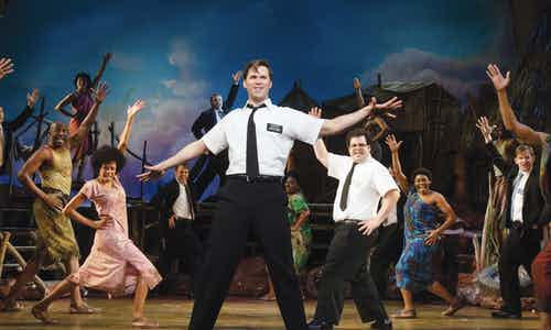 The Book Of Mormon broadway tickets 2