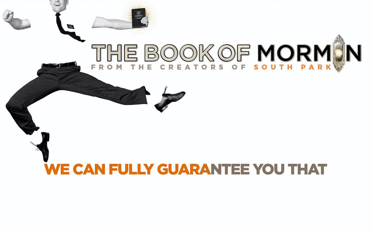 the book of mormon -1