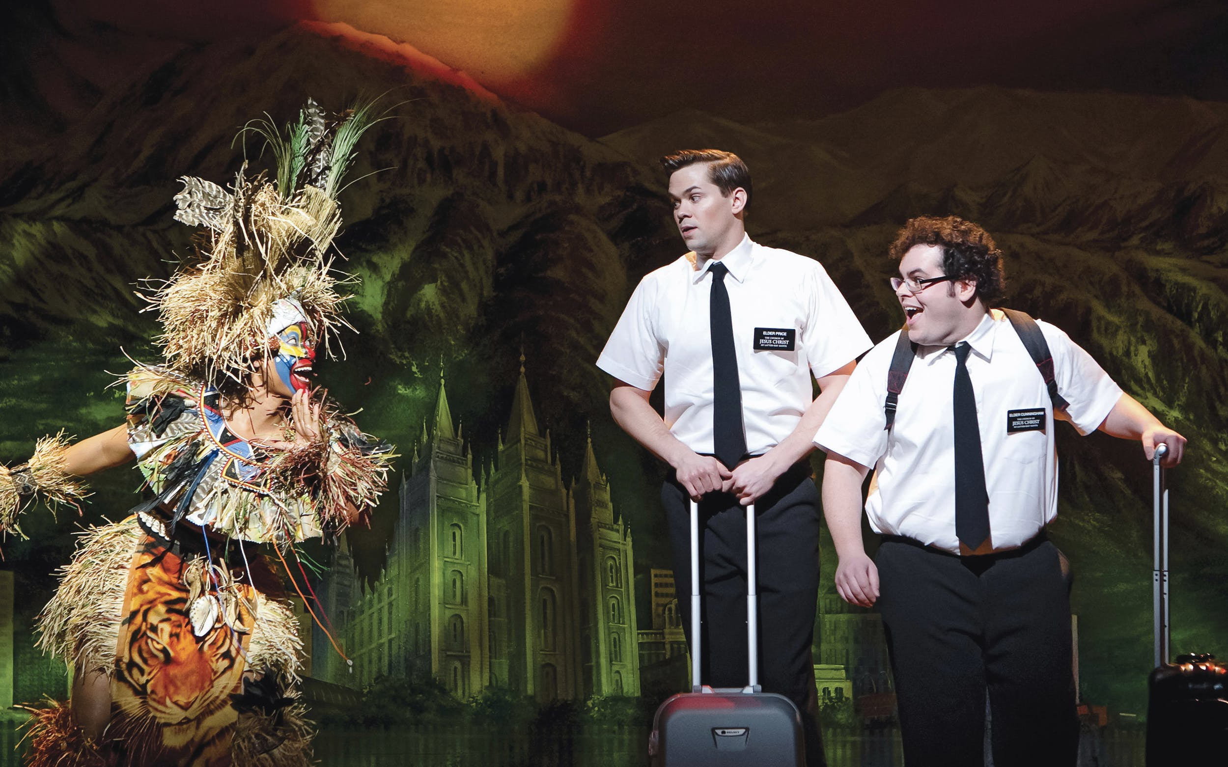 The Book Of Mormon broadway tickets 3