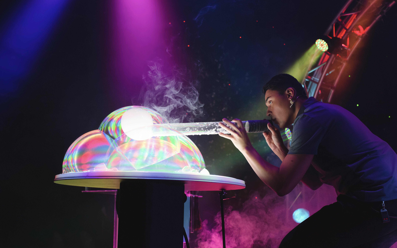 Gazillion Bubble Show 3
