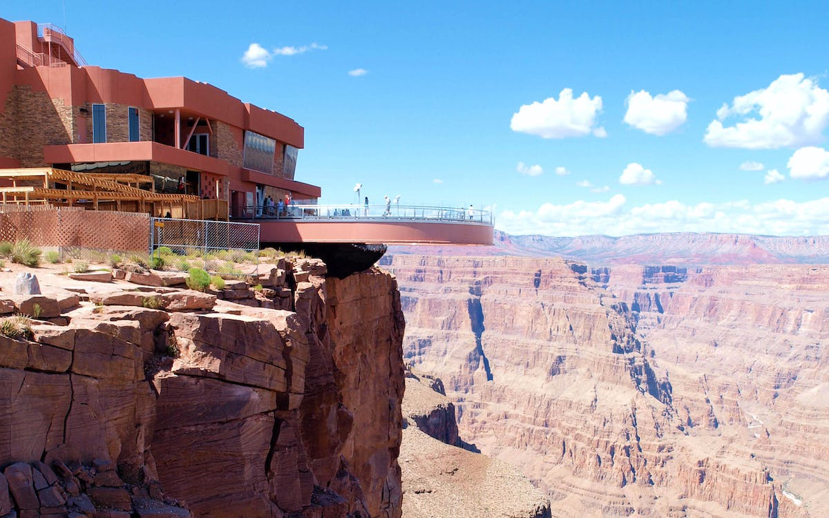 grand canyon west rim skywalk suv tour-1