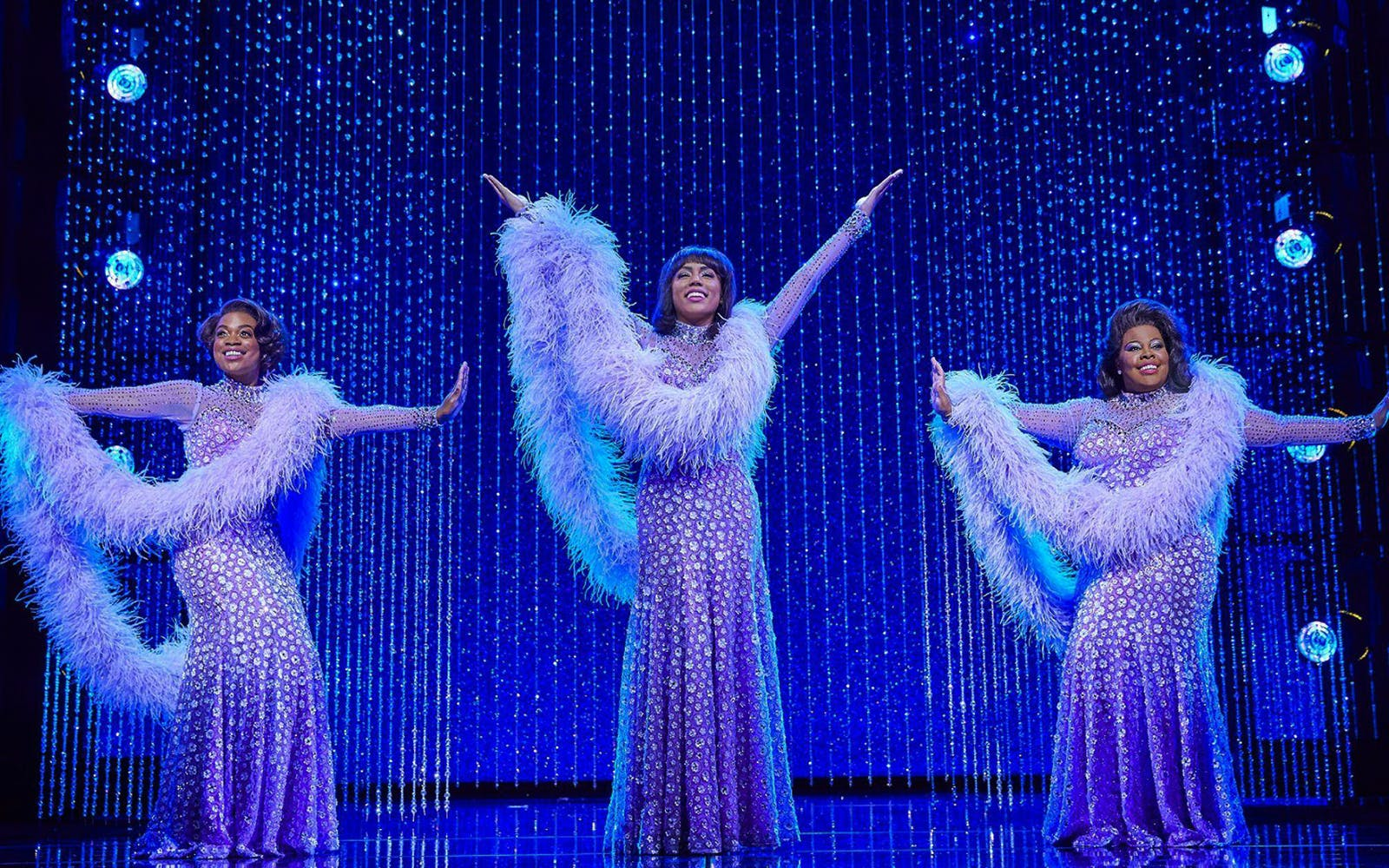 Best Broadway Shows - February 2018 - Dreamgirls