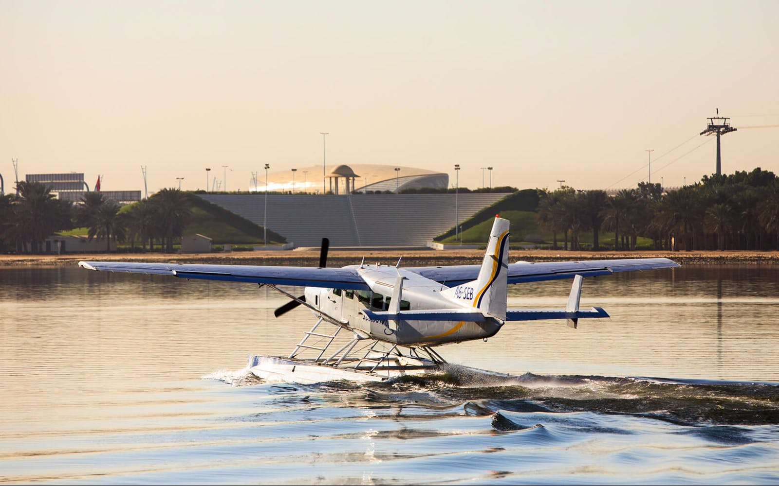Seaplane Tour and Bateaux Dinner Cruise