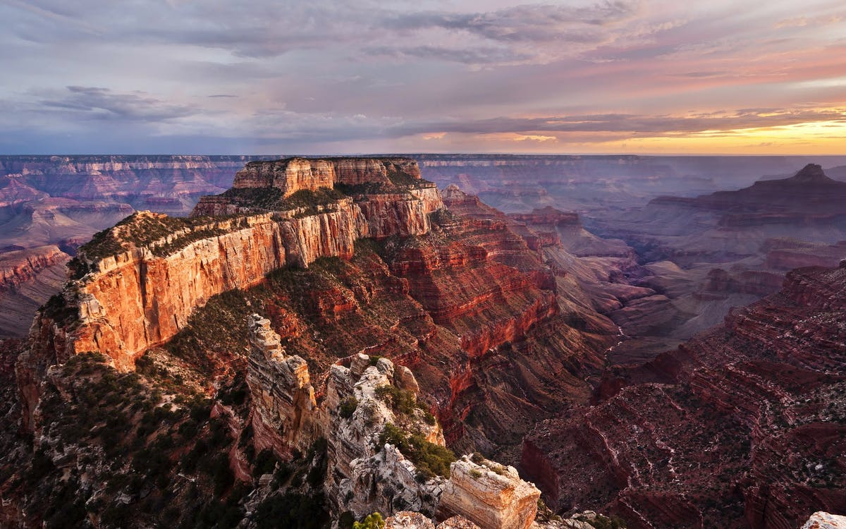 grand canyon all-inclusive: airplane, helicopter & river cruise-2