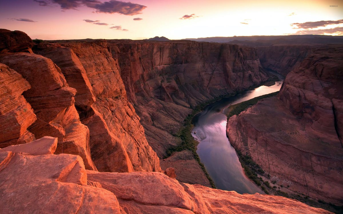 grand canyon all-inclusive: airplane, helicopter & river cruise-3