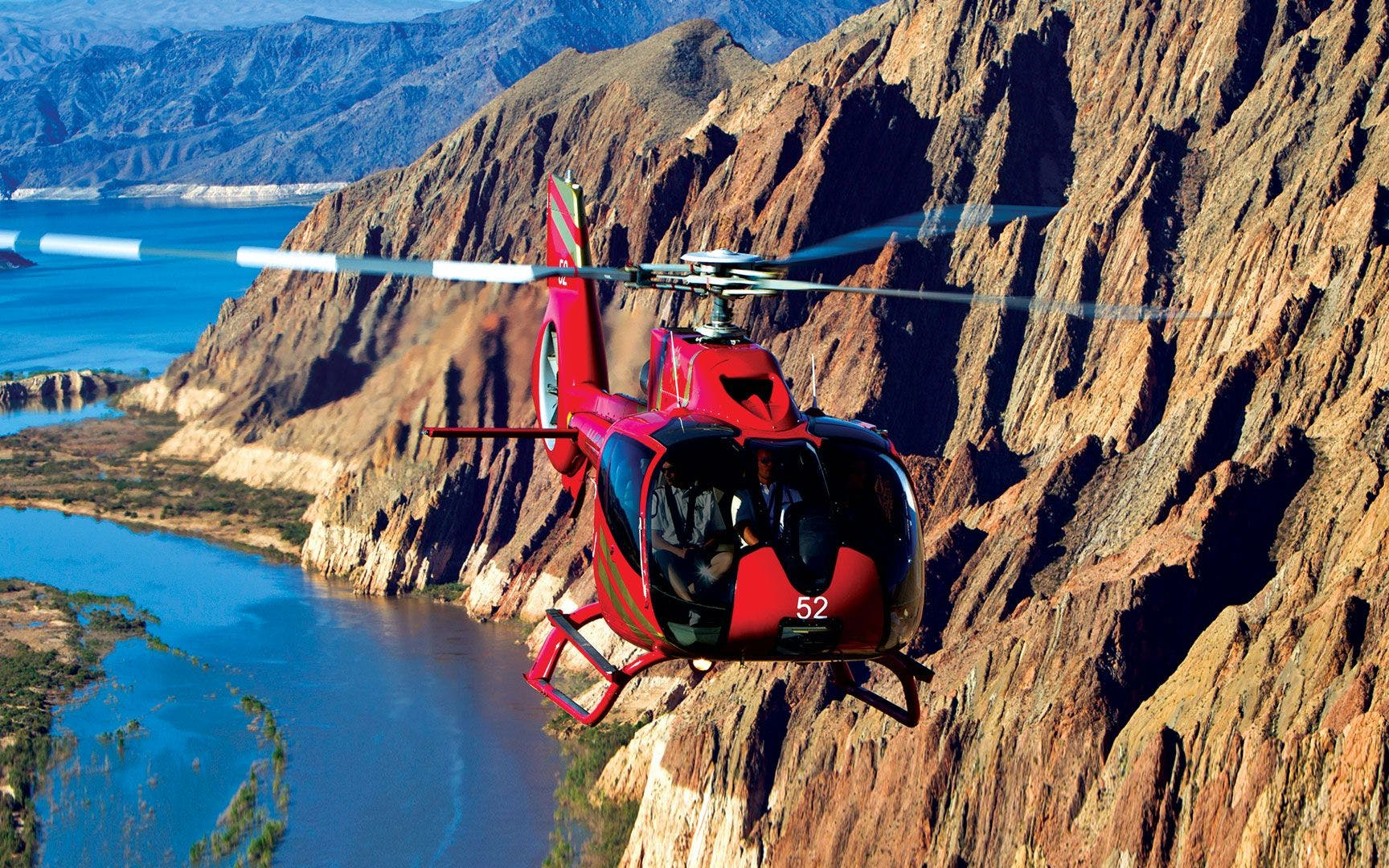 Vegas to GC West Rim Airplane Tour & Heli Ride with Colorado River Cruise